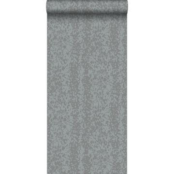 papel pintado piel de animal gris