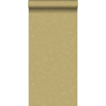 papel pintado liso oro brillante claro