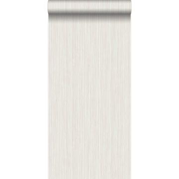 papel pintado raya fina plata