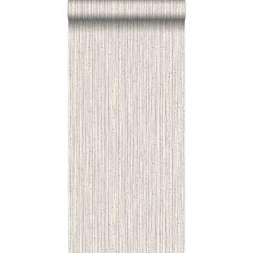 papel pintado bamboo beige arena