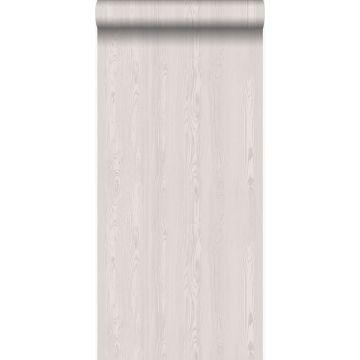 papel pintado tablas de madera fresca plata cálido