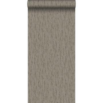 papel pintado piedra natural travertino marrón