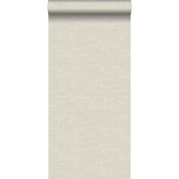 papel pintado estructura tejida beige claro